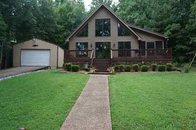 Calloway County, Marshall County, Henry County, Houston County, Stewart County Single Family Home For Sale: 282 McClure Drive