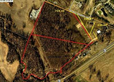 Paducah Residential Lots & Land For Sale: Olivet Church Road
