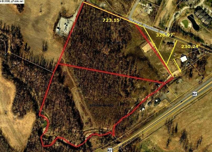 Listing Olivet Church Road Paducah KY MLS 93323 Lake Realty