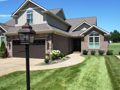 Paducah Condo/Townhouse For Sale: 177 Aberdeen Dr