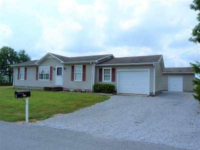 Cadiz Single Family Home Contract Recd - See Rmrks: 123 El Camino Real Road