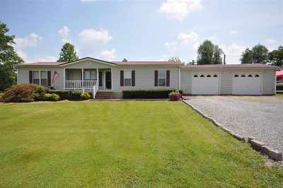 Benton Manufactured Home For Sale: 2725 Palma Road