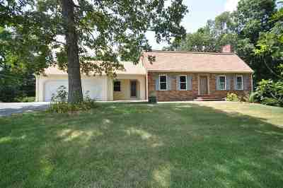 Benton Single Family Home For Sale: 187 Mount Moriah Road