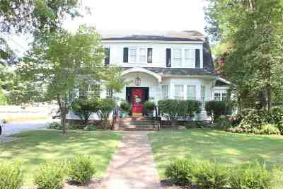 Mayfield Single Family Home For Sale: 524 2nd