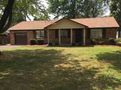 Mayfield Single Family Home For Sale: 103 Bel-Aire