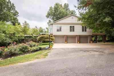 McCracken County Single Family Home For Sale: 3930 Ferncliff Ct