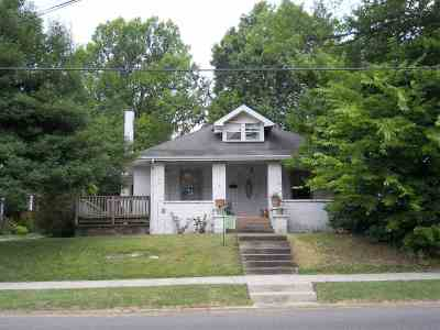 Mayfield Single Family Home Contract Recd - See Rmrks: 331 N 7th