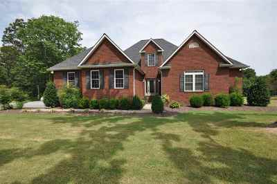 Hardin Single Family Home For Sale: 3803 Beal Rd