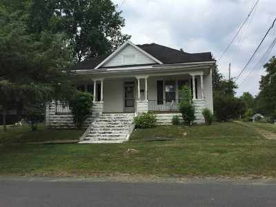 Dawson Springs Single Family Home For Sale: 209 Franklin St