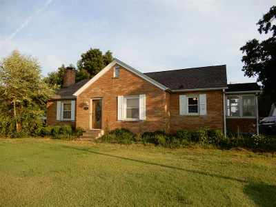 Lacenter KY Single Family Home For Sale: $137,000