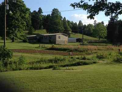 Caldwell County Farm For Sale: 253 Williams Road