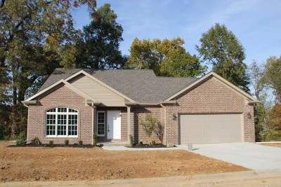 Paducah Single Family Home For Sale: 301 Lantern Way