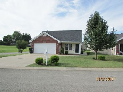 Trigg County Single Family Home For Sale: 5 Cambridge Ct