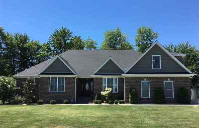 Paducah Single Family Home For Sale: 500 Cimarron Way