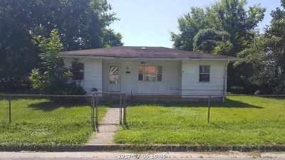 Paducah Single Family Home For Sale: 318 Jarrett Street