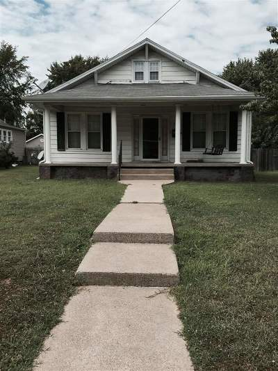 Paducah Single Family Home For Sale: 1915 Jackson Street