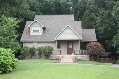 Cadiz Single Family Home For Sale: 437 Blue Springs Blvd