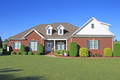 Paducah Single Family Home For Sale: 175 Pershing Way