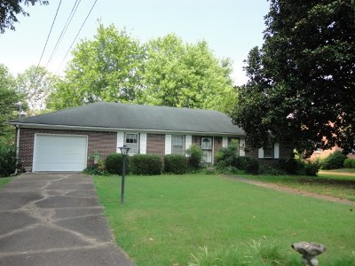 Mayfield Single Family Home For Sale: 403 Fairlane Drive