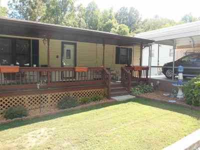 Trigg County Single Family Home For Sale: 1535 Rockcastle Lakeshore Dr.