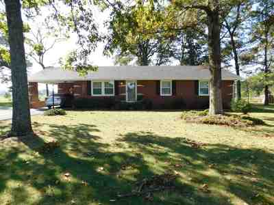 Murray Single Family Home For Sale: 2929 State Route 121 South