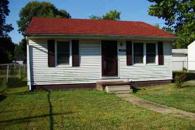 Paducah Single Family Home For Sale: 1206 Markham