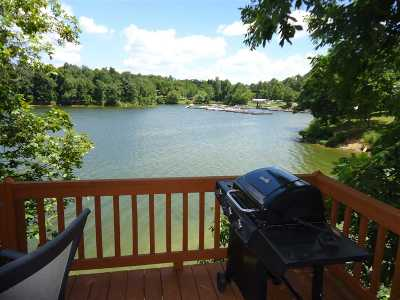 Condo/Townhouse For Sale: 329 Bayside Drive