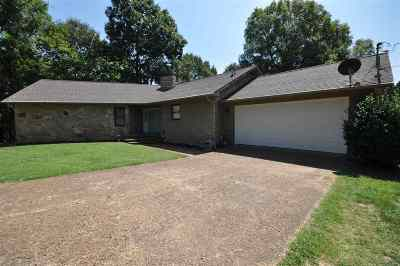 Benton Single Family Home For Sale: 445 Chickasaw Bluff Road