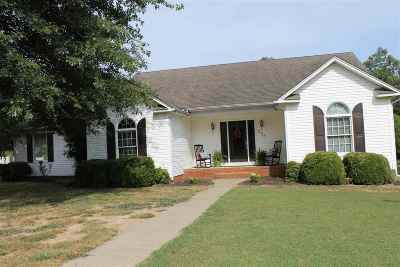 Mayfield Single Family Home For Sale: 206 Saint Martins Dr