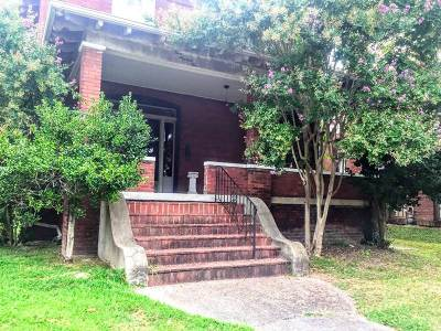 Paducah Single Family Home Contract Recd - See Rmrks: 305 Harahan Blvd