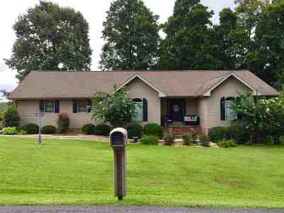 Benton Single Family Home For Sale: 306 Eagle Lake Dr.