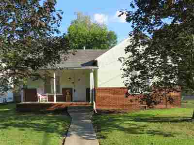 Paducah Single Family Home For Sale: 2740 Jones St