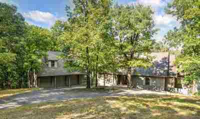 Murray, New Concord, Grand Rivers, Benton, Gilbertsville Single Family Home For Sale: 350 Breezewood Road