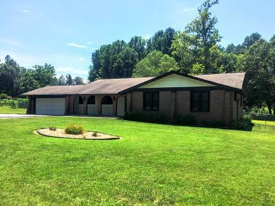 Paducah Single Family Home Contract Recd - See Rmrks: 135 Woodcreek Blvd