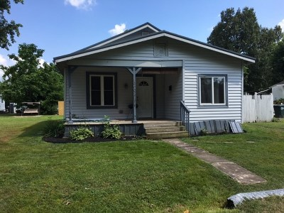 Paducah Single Family Home For Sale: 1900 C Street
