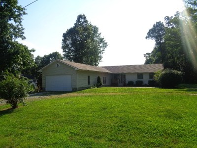 Benton Single Family Home For Sale: 622 Green Oaks Lane
