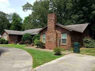 McCracken County Multi Family Home For Sale: 500 Woodland Drive