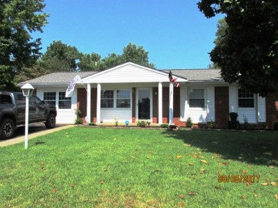 Paducah Single Family Home For Sale: 315 Lakeshore Dr