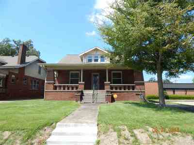 Paducah Single Family Home For Sale: 1905 Kentucky Avenue