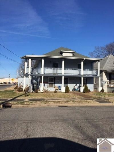 McCracken County Multi Family Home For Sale: 1933 Guthrie Avenue