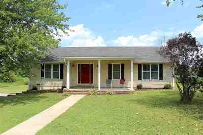 Mayfield Single Family Home For Sale: 890 E Slaughter Road