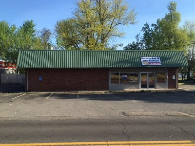 Graves County Commercial For Sale: 217 Backusburg Rd