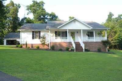 Kuttawa Single Family Home For Sale: 3020 State Route 819