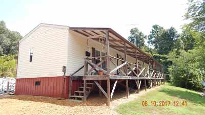 Benton Manufactured Home For Sale: 1133 Murray Hwy