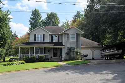 Mayfield Single Family Home For Sale: 1334 Cherry Drive