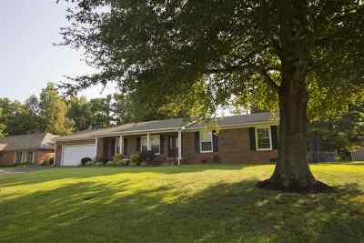 Paducah Single Family Home For Sale: 140 Jessamine