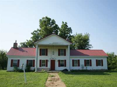 Trigg County Single Family Home For Sale: 267 Knight Road