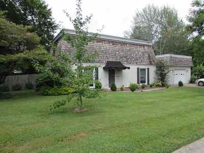 Paducah Single Family Home Contract Recd - See Rmrks: 1199 Robinwood Dr