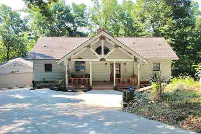 Eddyville Single Family Home For Sale: 917 Whitley Way