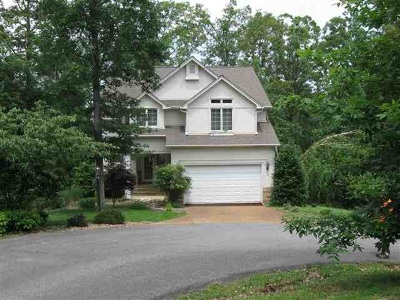 Grand Rivers KY Single Family Home For Sale: $549,900